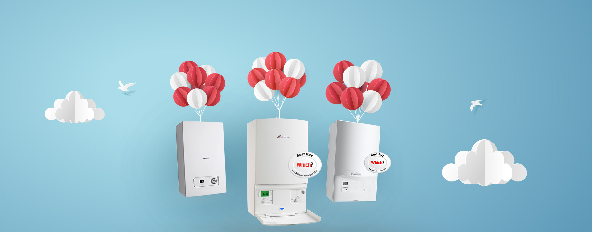 Get Your New Boiler Instant Quote